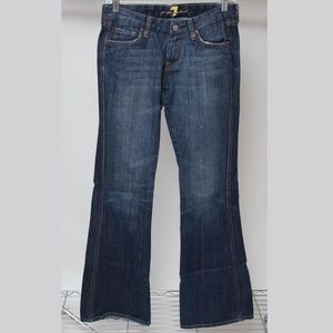7 for All Mankind A Pocket Jeans Size 26